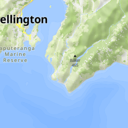 Cycling routes and bike maps in and around Wellington | Bikemap ...