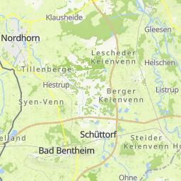 Len Nordhorn kunstwegen trails vechtetalroute