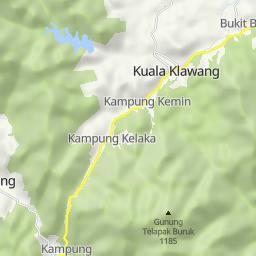 Seremban Bukit Putus Kuala Pilah Sri Menanti Bikemap - Put us on the map