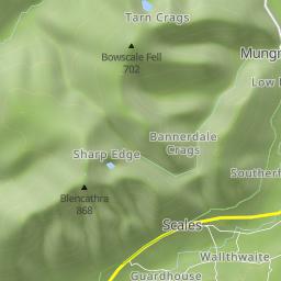 Derwentwater 10m Runmap Tvoje běžecké trasy na webu