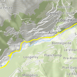 Col du Jovet Bikemap Your bike routes