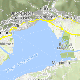 Cycling routes and bike maps in and around Locarno | Bikemap - Your ...