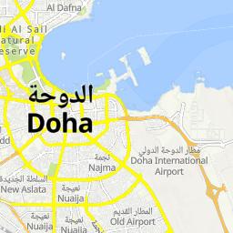 Radwege und Routen in und um Doha | Bikemap - Deine Radrouten on