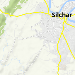 Cycling routes and bike maps in and around Silchar | Bikemap