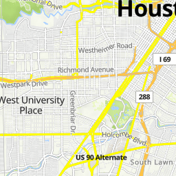 Cycling routes and bike maps in and around Houston | Bikemap - Your ...