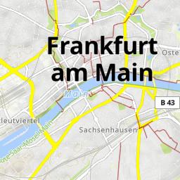 FrankfurtOberrad Maunzenweiher Waldfriedhof Scheerwald