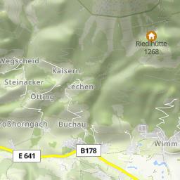 steinerner tisch österreich