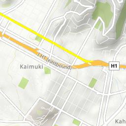 Kcc To Kapiolani Park To Kcc Runmap Your Running Routes Online