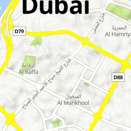 Dubai World Trade Center - Strand - Runmap - Your running ...