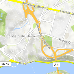 Foz Matosinhos Inlinemap Your inline routes online