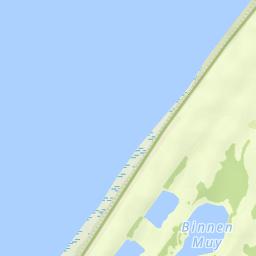 Karte Texel.Texel De Muy Wandermap Deine Wanderrouten Im Web