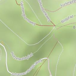 Joggen Gaisberg Wandermap Your hiking routes online