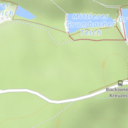 Liebesbankweg hiking trail