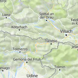 Interactive Austria Map: Tips for your holidays in Austria
