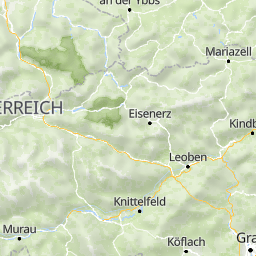 Interactive Map of Austria