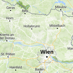 Interactive Map of Austria