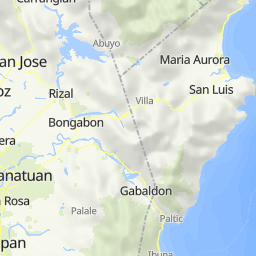 Olongapo Philippines Map.1 Manila Olongapo Mopedmap Your Motorcycle Routes Online